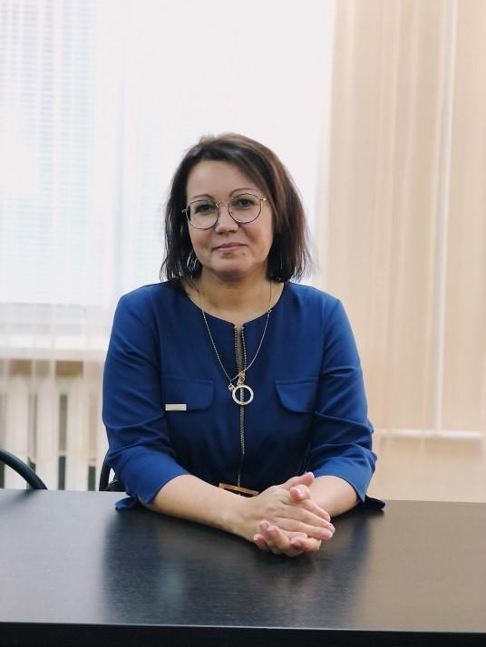 Зарочинцева Ирина Викторовнаа, кандидат философских наук, доцент